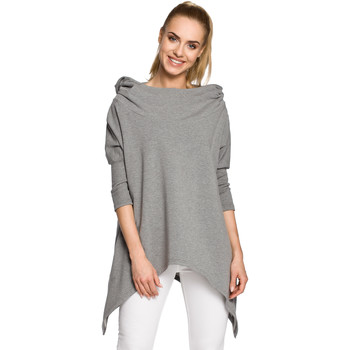 Oblečenie Ženy Mikiny Style S102 Košeľové šaty bez rukávov - púdrové