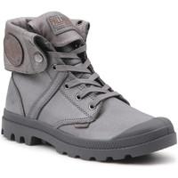 Topánky Turistická obuv Palladium PLBRS BGZ L2 U 73080-021-M grey