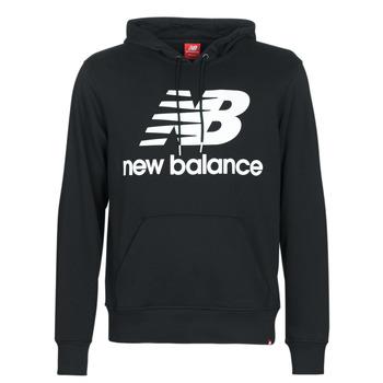 Oblečenie Muži Mikiny New Balance NB SWEATSHIRT Čierna