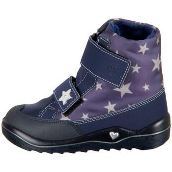 Topánky Dievčatá Snehule  Ricosta Bibbi Tmavomodrá