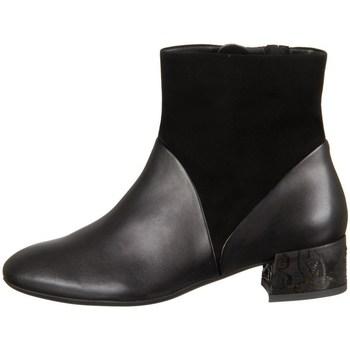 Topánky Ženy Čižmičky Think Glei Čierna