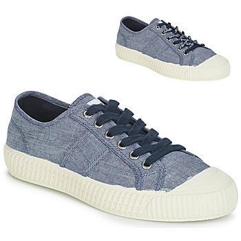 Topánky Ženy Nízke tenisky Pepe jeans ING LOW Modrá