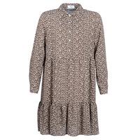 Oblečenie Ženy Krátke šaty Betty London JECREHOU Béžová / Hnedá
