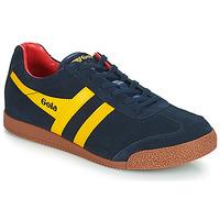 Topánky Muži Nízke tenisky Gola HARRIER Modrá / Žltá