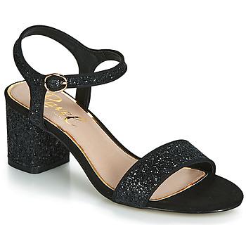 Topánky Ženy Sandále Ravel WALTON Čierna