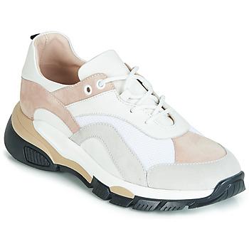 Topánky Ženy Nízke tenisky Tosca Blu KELLY Biela / Béžová