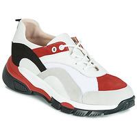 Topánky Ženy Nízke tenisky Tosca Blu KELLY Biela / Červená