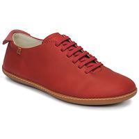 Topánky Nízke tenisky El Naturalista EL VIAJERO Červená