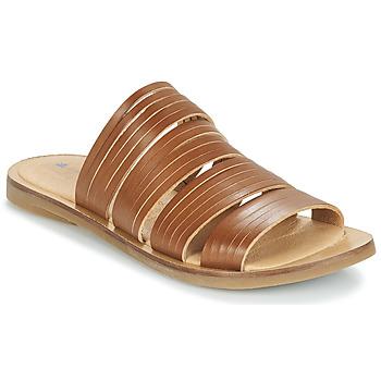 Topánky Ženy Šľapky El Naturalista TULIP Hnedá