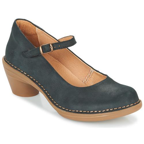 Topánky Ženy Lodičky El Naturalista AQUA Čierna