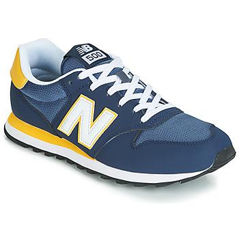 Topánky Muži Nízke tenisky New Balance GM500 Modrá