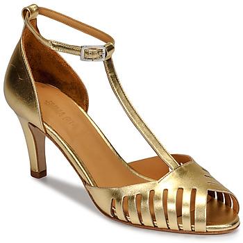 Topánky Ženy Sandále Emma Go JOELLE Zlatá