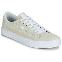 Topánky Muži Nízke tenisky DC Shoes LYNNFIELD SE M SHOE SFW Biela