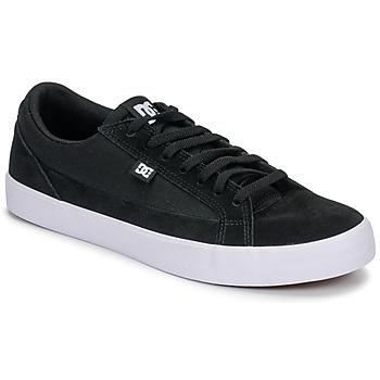 Topánky Muži Nízke tenisky DC Shoes LYNNFIELD M SHOE BKW Čierna