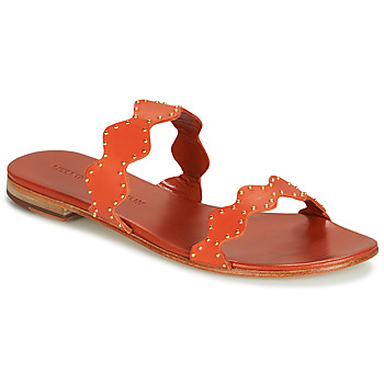 Topánky Ženy Sandále Melvin & Hamilton HANNA 46 Oranžová