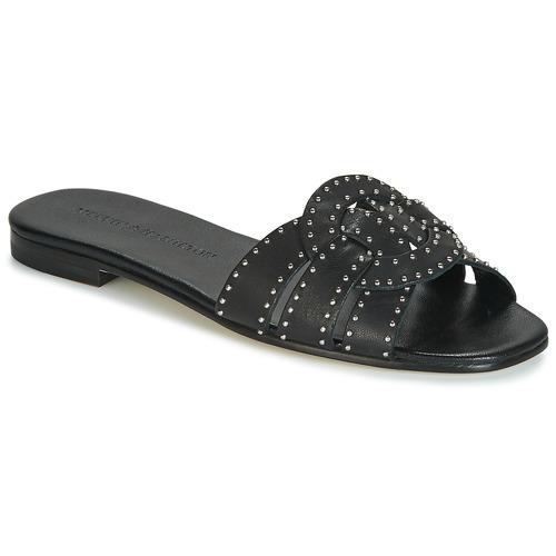 Topánky Ženy Sandále Melvin & Hamilton ELODIE 14 Čierna