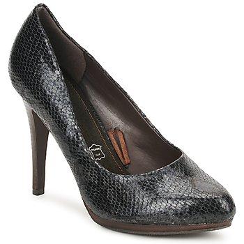Topánky Ženy Lodičky StylistClick PALOMA čierna / Hadí vzor