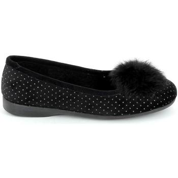 Topánky Ženy Balerínky a babies Boissy Ballerine JH2325 Noir Čierna