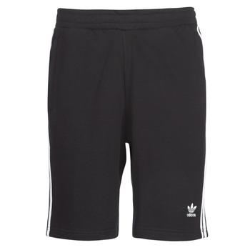 Oblečenie Muži Šortky a bermudy adidas Originals 3 STRIPE SHORT Čierna