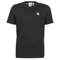 Oblečenie Muži Tričká s krátkym rukávom adidas Originals ESSENTIAL T Čierna