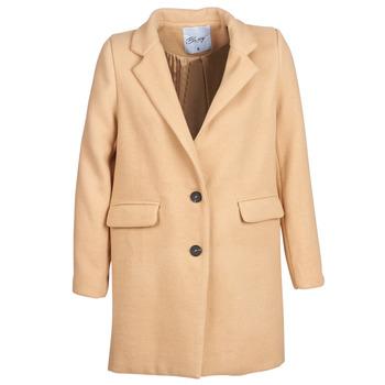 Oblečenie Ženy Kabáty Betty London JRUDON Béžová