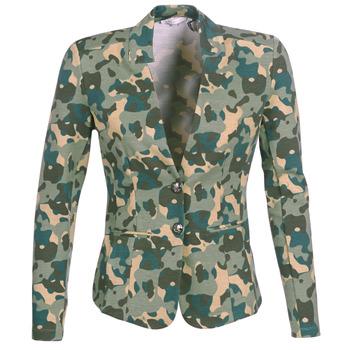 Oblečenie Ženy Saká a blejzre Les Petites Bombes AZITAZ Viacfarebná