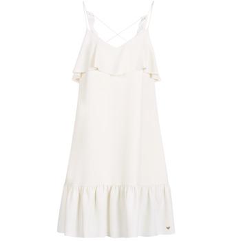 Oblečenie Ženy Krátke šaty Les Petites Bombes AZITARBE Biela