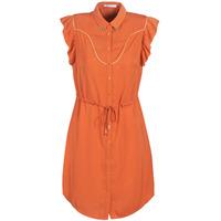 Oblečenie Ženy Krátke šaty Les Petites Bombes AZITARTE Koralová