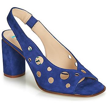 Topánky Ženy Sandále Paco Gil BALI Modrá