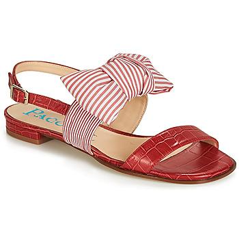 Topánky Ženy Sandále Paco Gil BOMBAY Červená