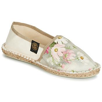 Topánky Ženy Espadrilky Art of Soule BOHEME Béžová / Kvetovaná