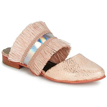Topánky Ženy Šľapky Papucei ENVY Ružová