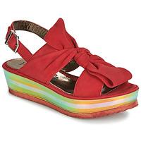 Topánky Ženy Sandále Papucei CONDE Červená