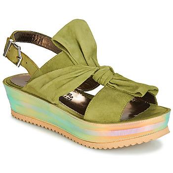 Topánky Ženy Sandále Papucei CONDE Zelená