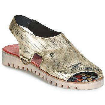 Topánky Ženy Sandále Papucei BLIS Strieborná