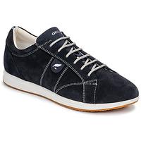Topánky Ženy Nízke tenisky Geox D AVERY Námornícka modrá