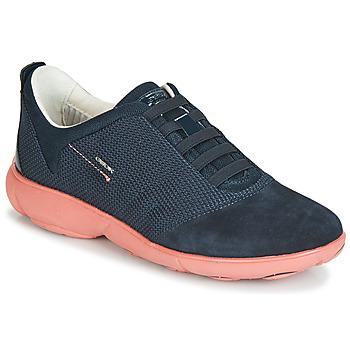 Topánky Ženy Nízke tenisky Geox D NEBULA Námornícka modrá
