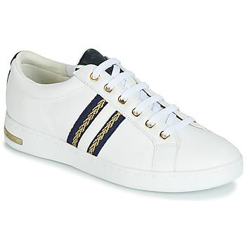 Topánky Ženy Nízke tenisky Geox D JAYSEN Biela