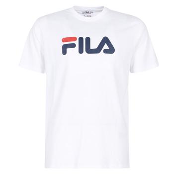 Oblečenie Tričká s krátkym rukávom Fila PURE Short Sleeve Shirt Biela