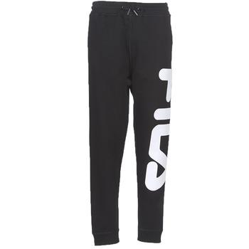 Oblečenie Tepláky a vrchné oblečenie Fila PURE Basic Pants Čierna