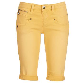 Oblečenie Ženy Šortky a bermudy Freeman T.Porter Belixa New Magic Color Žltá