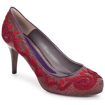 Topánky Ženy Lodičky Etro BRIGITTE Červená