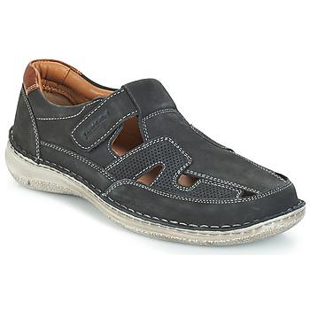 Topánky Muži Sandále Josef Seibel ANVERS 82 Modrá