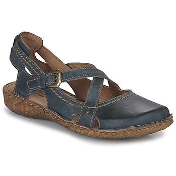 Topánky Ženy Sandále Josef Seibel ROSALIE 13 Modrá