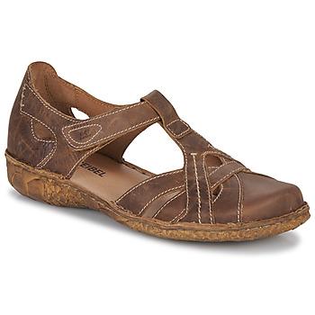 Topánky Ženy Sandále Josef Seibel ROSALIE 29 Hnedá