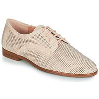 Topánky Ženy Derbie Dorking 7785 Ružová