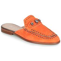 Topánky Ženy Šľapky Dorking 7783 Oranžová