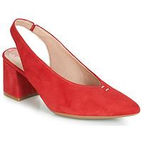 Topánky Ženy Lodičky Dorking 7806 Červená