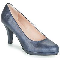 Topánky Ženy Lodičky Dorking 7118 Námornícka modrá