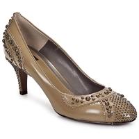 Topánky Ženy Čižmičky Etro GRACE Svetlá béžová